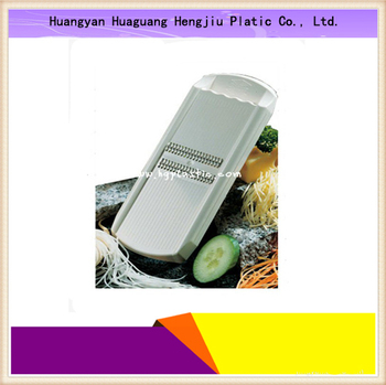 plastic Vegetable and fruit slicer with 301 stainless blade,vegetable and salad slicer,shredder,best vegetable grater