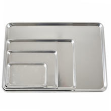 Good Comments Rugular Screw Mouth stainless steel jelly roll pan oven tray ceramic baking sheet for Wholesales