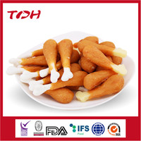 Chicken Leg/Yellow Cheese Bone Wholesale Pet Food