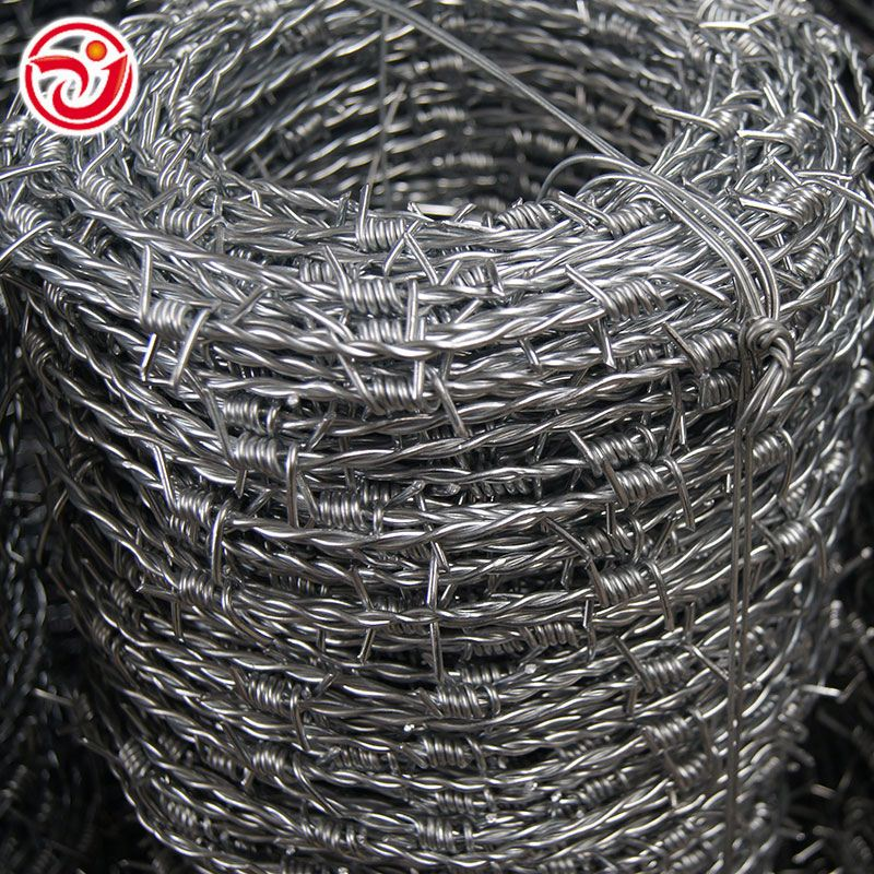 Low Carbon Colored Galvanized Concertina Barbed Wire