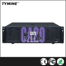 Tymine Professional hot sale CA Series Power Amplifier CA20