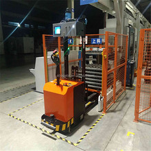 Warehouse Magnetic automatic lift truck for sales