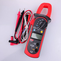 UNI-T UT204 DC clamp current Digital Multimeter UT-204 +free shipping