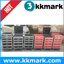 Drawer Cases/aluminum case drawers trolley