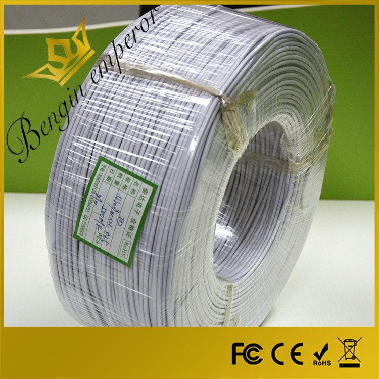 1.4mm~4.4mm 1.5 sq mm copper core pvc insulation flexible wire