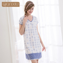 Latest promotion price Qianxiu hot women fancy images of sexy nighty