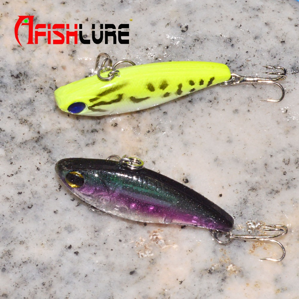 <strong>A08</strong> 39mm 3.3g Mini Hard VIB fishing lure