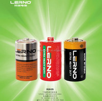 High energy Carbon Zinc D size dry battery 1.5v R20 size D for NIERIA metal jacket battery 1.5v R20 size D dry cell battery