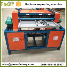 Copper and aluminum separating machinery machine