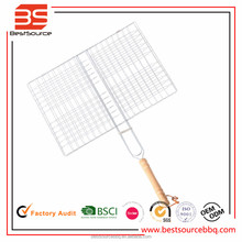 BBQ Tool Stainless Steel Wire Roaster Barbecue Grill Mesh