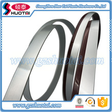 originality plastic edging for sheet metal and decorative plywood aluminum
