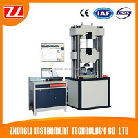 steel wire tensile strength testing machine