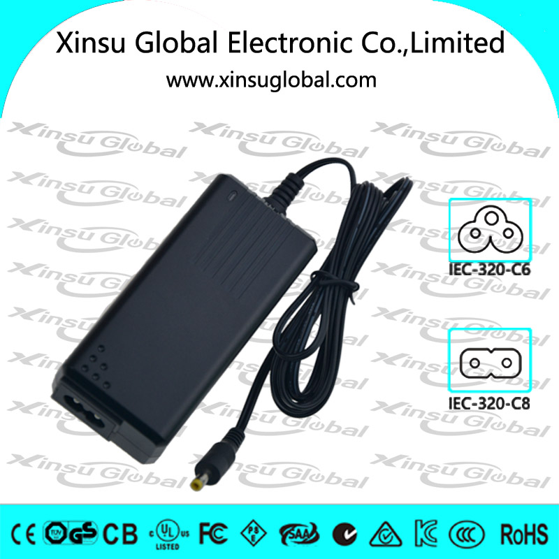 scooter electric bike ac power adapter 12.6v