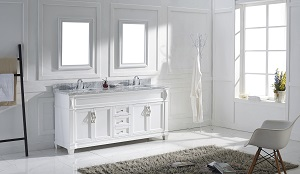 VIRTU USA BATHROOM VANITY CAROLINE SERIES