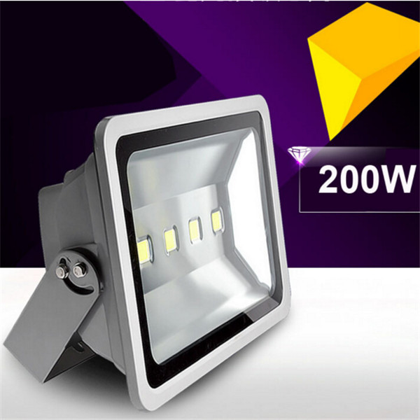 China Supplier selling energy conservation led flood light with remote control of