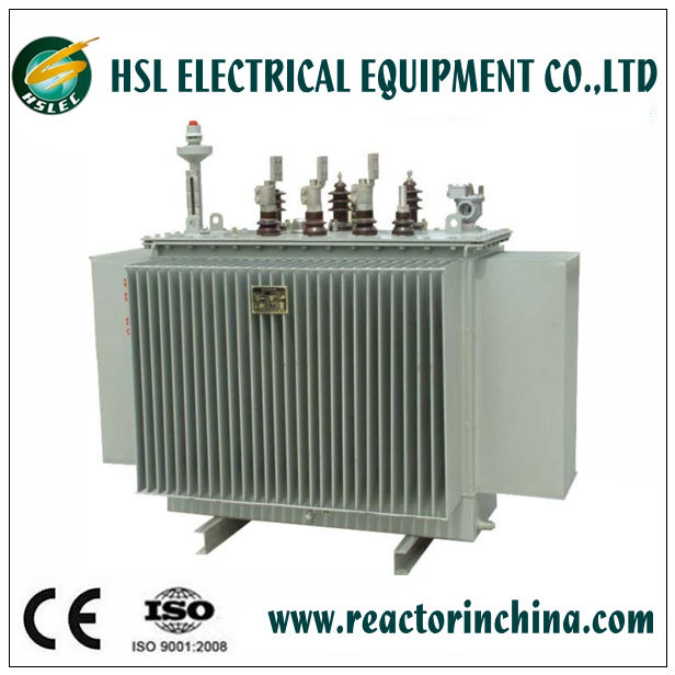 3 phase oil immersed 1 mva power transformer