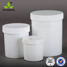 250ml, 500ml, 1L HDPE Plastic Bottle with Inner Lid for Chemical Powders Liquids or foods