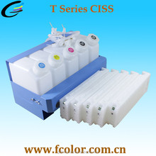 Bulk Ink System Empty CISS Without Ink For epson Surecolor T3000 CISS