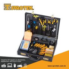 Screwdriver pliers tester professional field service engineer tool kit
