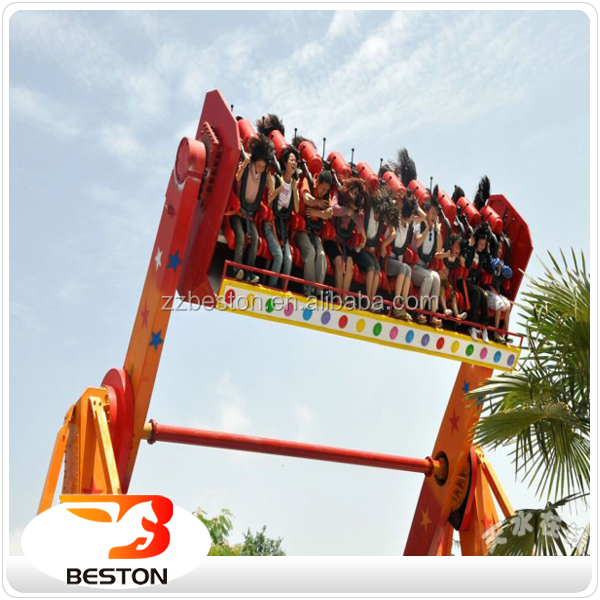 China supplier new technology new theme park top spin rides amusement rides for sale