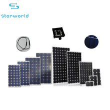 260w polycrystalline module high power pv solar panel made by 60pcs poly soalr cell in China