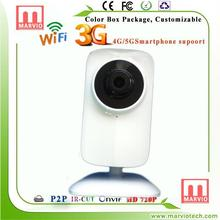 ip home security system 120fps network camera with low price