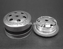 HM50 CVT clutch 50cc scooter cvt clutch,electric motorcycle 2000w 3 wheel electric car