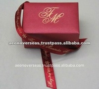 Wedding favor Packaging Boxes