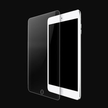 high quality 2.5D clear tempered glass screen protector for ipad for ipad2