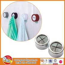 plastic suction hook/towel holder/stick wall hangers