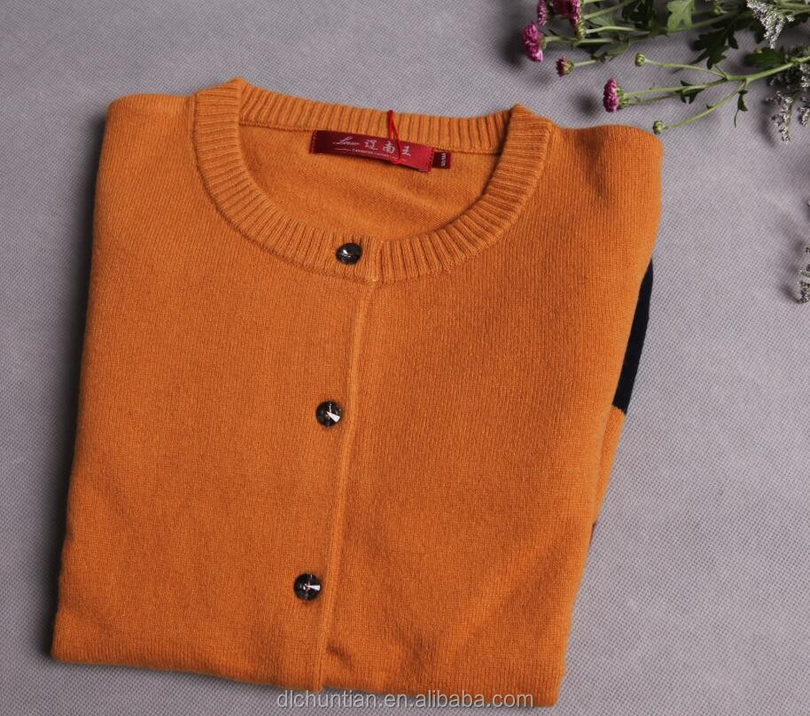 Factory price Wholesale Fashionable Beautiful Ladies Cashmere Cardigan