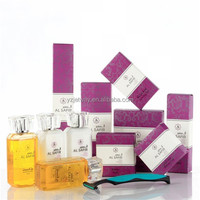 Top quality hotel amenities disposable toiletries supplies for bathroom