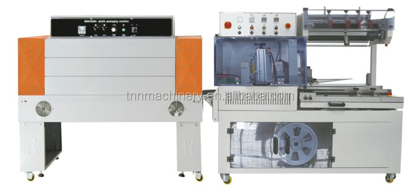 Shanghai new designed cutting and sealing machine by courier