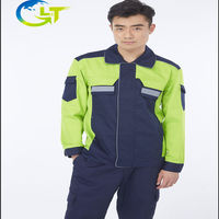 Customized Design Industrial Uniform Workwear Mechanic