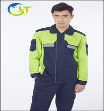 customized design industrial uniform workwear mechanic clothing