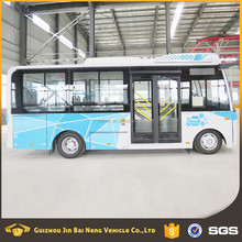 6m 8.5m environmental-friendly best selling electric passenger bus