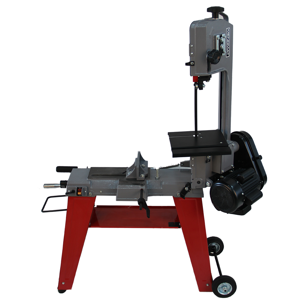 Horizontal/Vertical Metal Cutting Band Saw - 4 1/2in. x 6in., 3/4 HP, 120V Motor