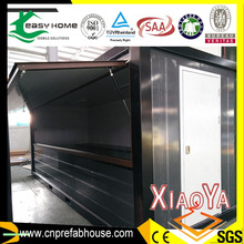 philippines houses prefabricated 20ft cheap black container house