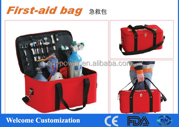 OP wholesale CE FDA approved oem professional emergency medical earthquake survival kits