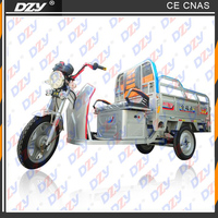 Auto cycle pulled rickshaw/electric rickshaw for passenger