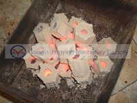 Hard Wood Coconut Charcoal Briquettes from Casuarina Trees