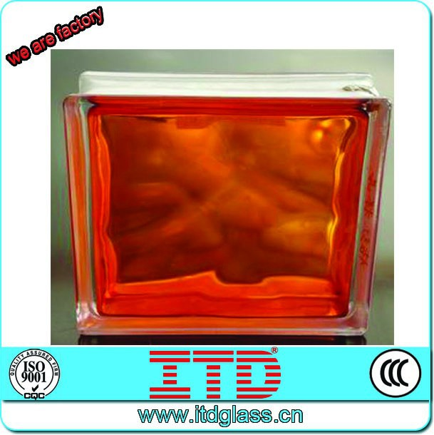 ITD-SF-BGB 008 acrylic glass block