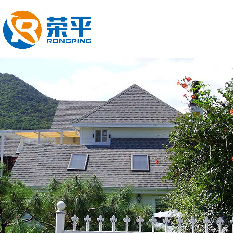 Asphalt Shingles bitumen Roofing Tiles colorful with good qualtiy1000x333