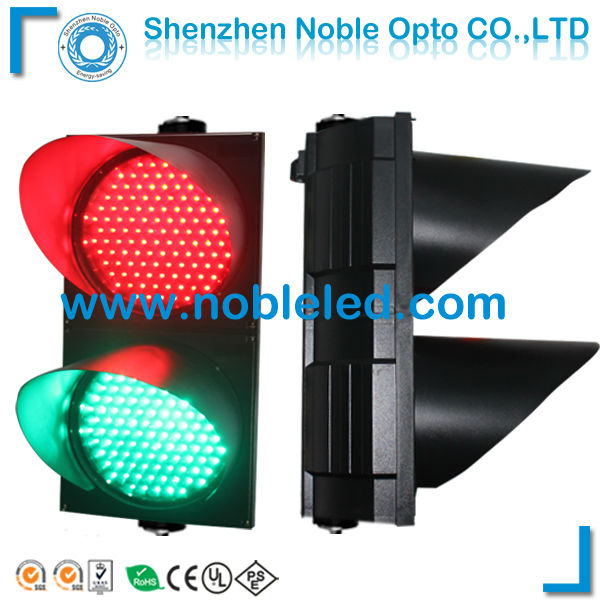 Vehicle LED Traffic outdoor signal lights 300mm
