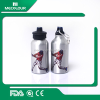 Aluminum water bottle sublimation travel bottle with cheap price