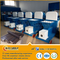 CE Approved Charcoal Briquette Making Machine