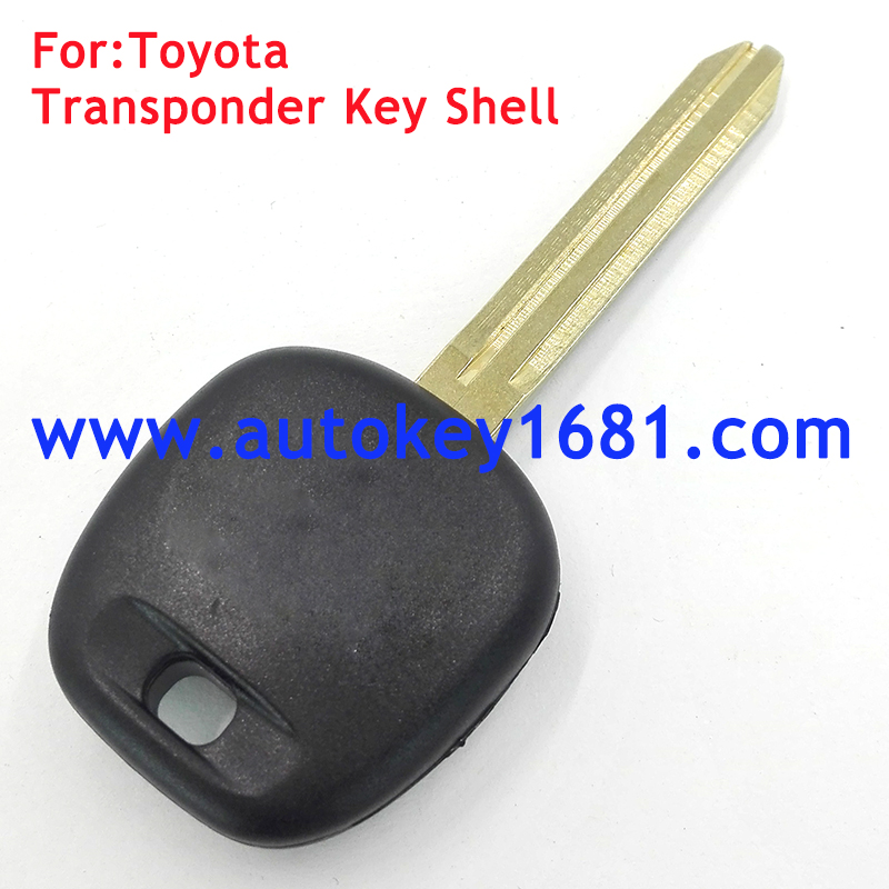 Transponder Key Shell fit for TOYOTA Scion Avalon Corolla Remote Key Case Fob with logo