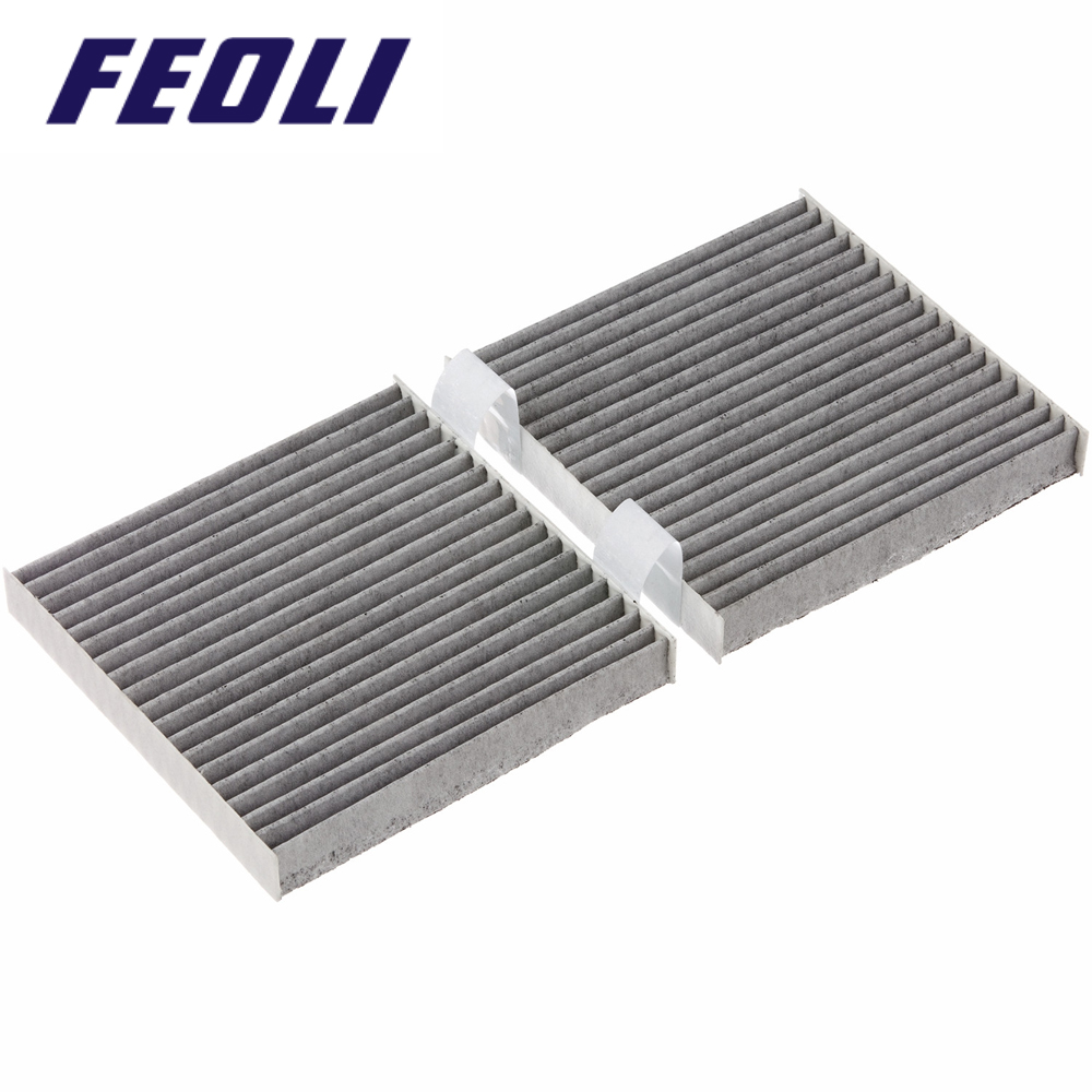 Customize Cabin Filter OE number (8687389) Apply for Volvo S40 2.4I/2.5T 2005