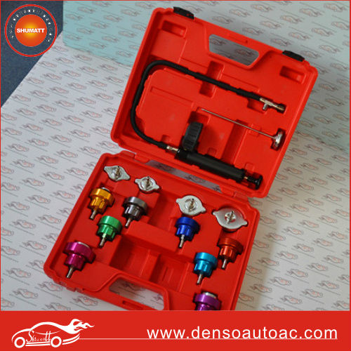 radiator auto diagnosis tool for car raiator water cooling system tester