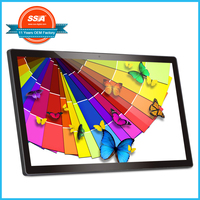 new products 15.6 inch auto display wall mounted dvd digital signage